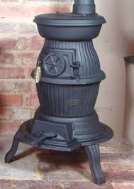 outdoor pot belly stove ireland designs within fireplace prepare 3