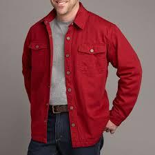 Men s Fire Hose Hanger Bender Shirt Jac Duluth Trading