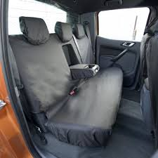 rear seat covers black 304 305