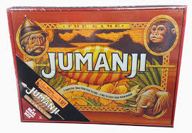 Wooden Jumanji Board Game WOOD JUMANJI Walmart 26