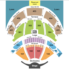 pnc bank arts center tickets with no