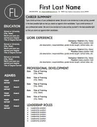 teacher resume template sleek gray and white education resume templates