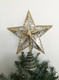 Christmas Tree Toppers Love The Crown For Jesus The KING Christmas Tree Lighted Star