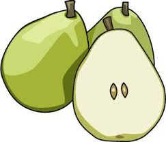 pear clipart black and white. pear clipart black and white