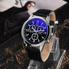 compare prices on mens watches blue face online shopping buy low genuine leather strap new arrival tada brand watches 2016 men miltary army quartz watches fashion blue