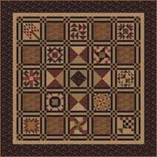 173 best Kansas Trouble Quilts images on Pinterest | Quilt ... & Heirloom Kansas City Star quilt Traditional blocks are recreated with  timeless style! The Kansas City Adamdwight.com