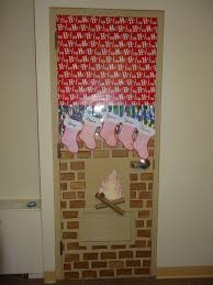 christmas office door decorating. Backyards Office Door Decorating Ideas Design Themes Spring Christmas I