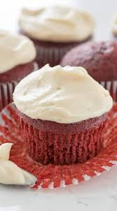 Red Velvet Cupcakes Recipe Crazy For Crust