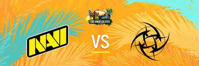 ESL One Los Angeles 2020: defeat vs <b>Ninjas in Pyjamas</b>