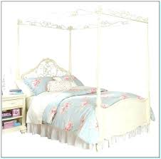 Pottery Barn Canopy Bed Canopy Frame For Twin Bed Fabulous White ...