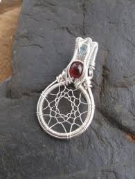 Wire Wrap Dream Catcher Tutorial Tutorial Wire Wrapped Dragonfly Pendant by UntamedArts on Etsy 63