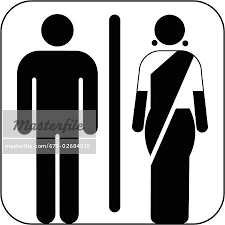 Male Female Bathroom Symbols Impressive Inspiration Design