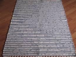 grey beige 3 x 4 kitchen and bath rug
