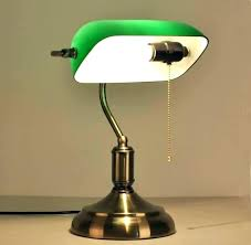 lamp old style desk lamp fashioned antique bronze lamps traditional table green