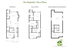 magnolia homes floor plans. The Magnolia Green Living Homes Floor Plans