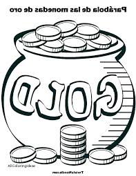 Free Money Coloring Pages Printables Coloring Pages Of Money Tea