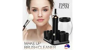 smith paris glam makeup brush cleaner electric make up brush cosmetic cleanser dryer makeup cosmetics