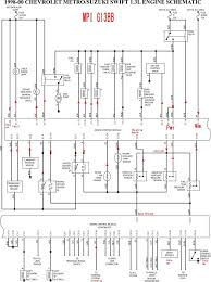 suzuki swift engine diagram suzuki wiring diagrams online