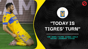 How rejecting Inter and Lyon set Andre-Pierre Gignac on his way to Tigres  immortality