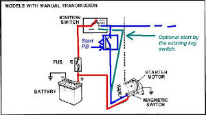 wiring diagram for push button starter switch the wiring diagram 22re push button start pirate4x4 4x4 and off road forum wiring diagram