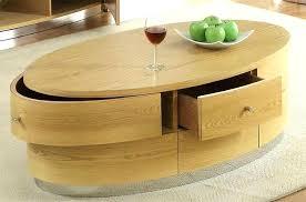 oak coffee tables with storage oak coffee tables with storage heritage end table solid full size oak coffee tables
