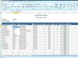 Sales Tracking Template Venturecrapital Us