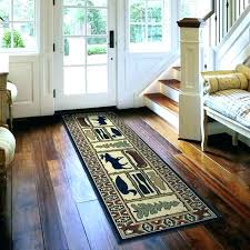 very long rug runners foot runner large size of bed bath hallway