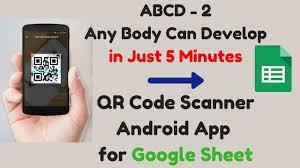 Develop QR code Scanner Android App ...