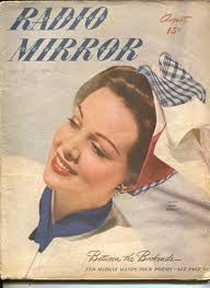 Radio Mirror-Betty Jane Rhodes-Kate Smith-Ted Malone-Ken Alden-Aug-1946 at  Amazon's Entertainment Collectibles Store