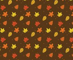 Fall Leaf Pattern Best Autumn Leaf Pattern Vector Art Graphics Freevector