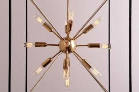 Hudson Valley Lighting 1216 Agb Hudson Valley Glendale 9 Light 13 Inch Pendant Aged Brass Finish 8912 Agb New