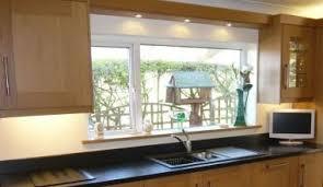 kitchen window lighting. Flyover Lighting Kitchen Window