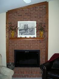 fireplace gas fireplace ideas gas fireplace with target brick remodel dallas texas wall living room
