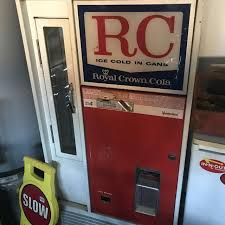 Rc Cola Vending Machine Custom Find More Rc Cola Machine For Sale At Up To 48% Off