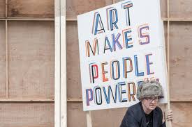 For Bob & Roberta Smith, The Whole World is an Art School! | Widewalls