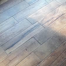 wood look tile floor
