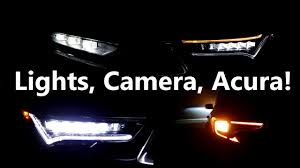 2019 Acura Rdx Puddle Lights 2019 Acura Rdx Lights And Cameras At Night An Owners View