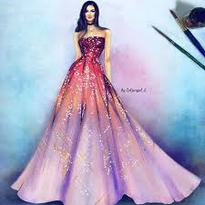 Clothing Design Ideas ohhhhhh my goodness this is so pretty i wish i could draw like this mostly the