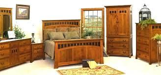mission oak bedroom set style furniture images craftsman sets plans