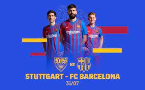 """نادي برشلونة on Twitter: """"❗مباراتنا التحضيرية الثالثة ستكون أمام نادي  شتوتغارت يوم 31 يوليو/تموز. سيخوض الفريق معسكراً تدريبياً في ألمانيا بين 28  يوليو/تموز و2 أغسطس/آب https://t.co/A1VOxm8Lll"""""""