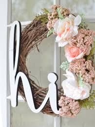 front door decor summerSummer Wreath for Your Front Porch