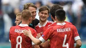 Russia - Danimarca Euro 2021: streaming, formazioni, precedenti