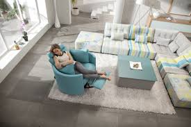 cado modern furniture moon modern electric recliner fama sofas spain lether