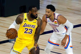 Lakers vs Thunder NBA live stream reddit for February 8
