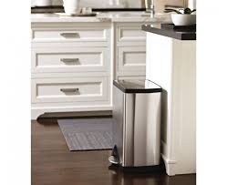 Kitchen Bin Simplehuman 30 Litre Rectangular Pedal Bin Fingerprint Proof