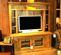 distressed wood entertainment center. Distressed Wood Entertainment Center Library Medium Media System Liked On Featuring Home Furniture In