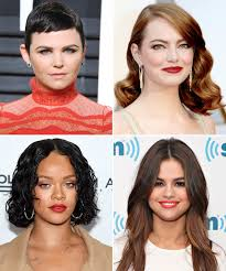 How To Find Your Hairstyle find the perfect cut for your face shape instyle 8672 by stevesalt.us