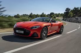 First Drive Review 2020 Aston Martin Dbs Superleggera Volante Is The Right Light