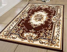 allstar rugs dark brown area rug