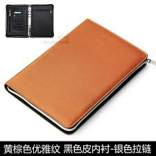 2019 qshoic zipper faux leather binder notebook business notebook stationery a5 multi function notepad with zipper notebook from adeir 42 32 dhgate com